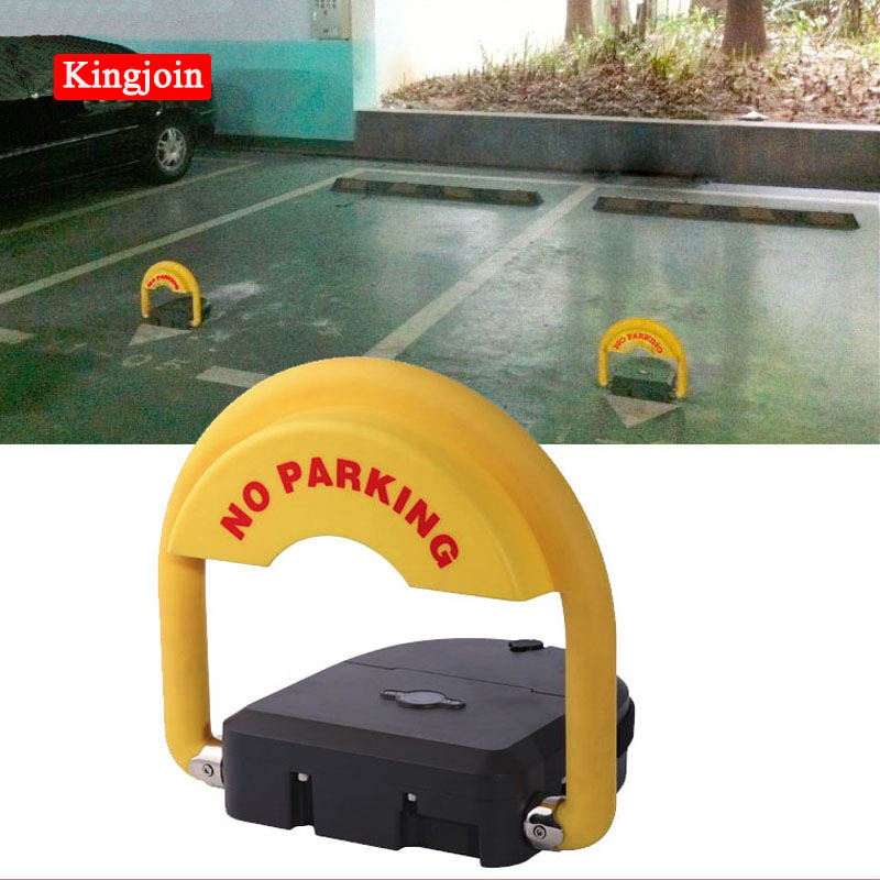 Waterproof Intelligent Remote Control Parking Lock, Automatic Parking Barrier Safety Lock, No Parking