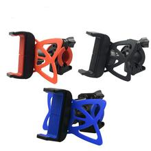 Bike Phone Holder Outdoor Riding Equipment Mountain Mobile GPS Navigator 360 Degree Rotating Bicycle Mount New