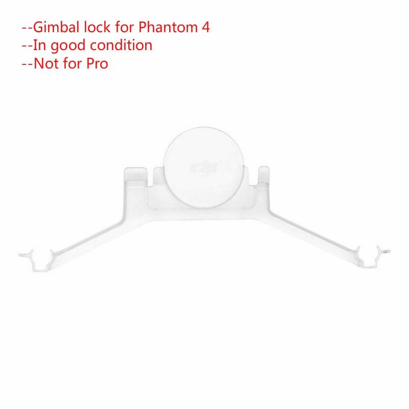 Original New for DJI Phantom 4 Gimbal Lock Not for Advance Pro