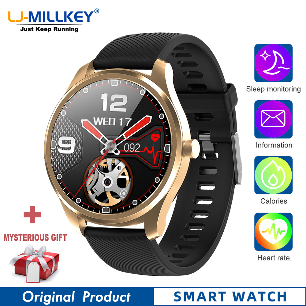 KW35 smart watch men reloj women watches relogios inteligente whatsapp message reminder heart rate tracker band monitor pk gtr