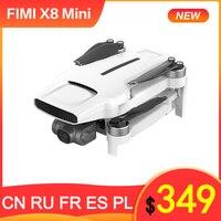 FIMI X8 Mini 250g-Class 4K HD 3-Achsen Gimbal Kamera Drone Wifi 5G 8km 30 minuten GPS Drone RC Quadcopter mit Stütze Wache