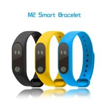 Smart Watch Band M2 Waterproof Heart Rate Monitor Bluetooth Bracelet Sleep Fitness Tracker Pedometer Wristband 2019