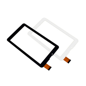 Nowy 7 cal dotykowy Digitizer szybka panelu ekranu do obsługi BRIGMTON B-BASIC7 tanie i dobre opinie HengChu NONE Panel dotykowy tablet CN (pochodzenie) 7 ~ 10 cal Pojemnościowy ekran For BRIGMTON