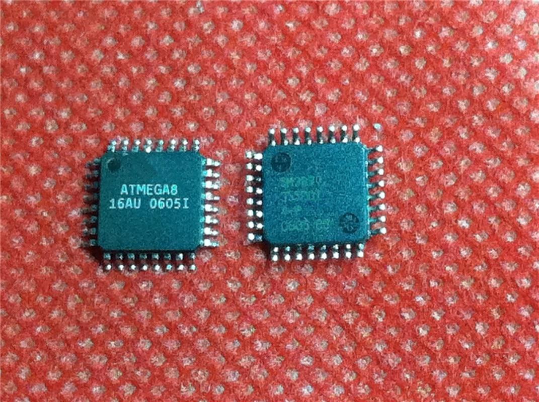 1 шт./лот ATMEGA8 16AU ATMEGA8 TQFP 32 в наличии|Интегральные схемы|   | АлиЭкспресс