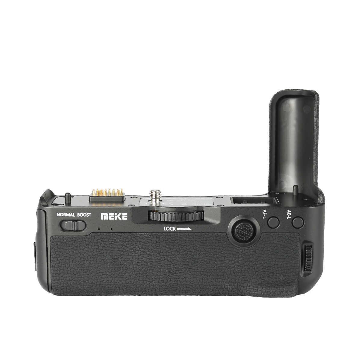 Meike X-T3 Pro камера ручка с 2,4G беспроводной пульт дистанционного управления для Fujifilm X-T3 камера батарея ручка вертикальная
