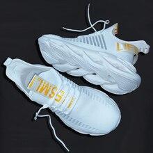 Breathable Runningรองเท้าผู้ชายใหม่กีฬารองเท้าสบายรองเท้าผ้าใบ 45 แฟชั่นรองเท้าวิ่งลำลองรองเท้า 46
