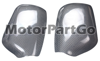Real Crabon Fiber Mirror Cover 1 pair for Old Mazda 6  M6 2003-2012 T242M 1