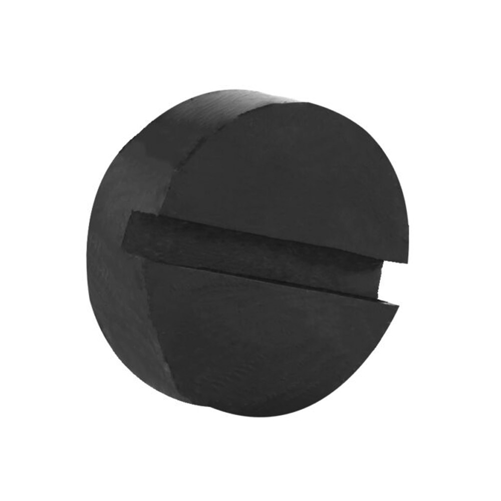Replacement Jack Pad Parts Auto Universal Black Rubber Protector Adapter