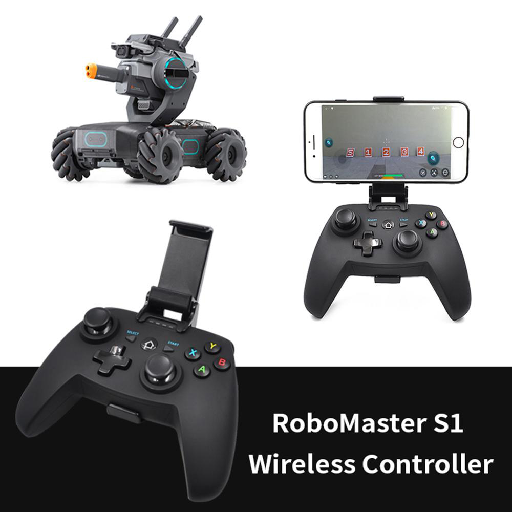 Robomaster S1 Wireless Controller With Phone Clip / Holder App Connect For DJI Robomaster S1 Accessories