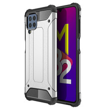 For Samsung Galaxy M32 M62 Case Rugged Hard PC Armor Phone Cases For Samsung M02 S M31S M51 M01 M31 M10 M20 M30 M21 Full Cover