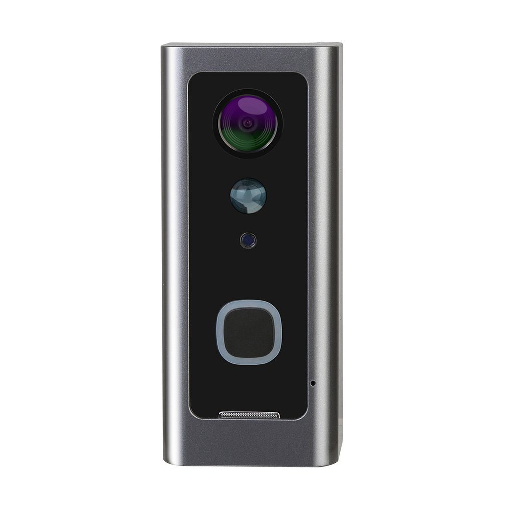 Home Wireless Wifi Intelligent Video Intercom Doorbell Mobile Phone Remote Video Surveillance Alarm Doorbell
