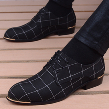 Men Shoes Classic Business Men's Dress