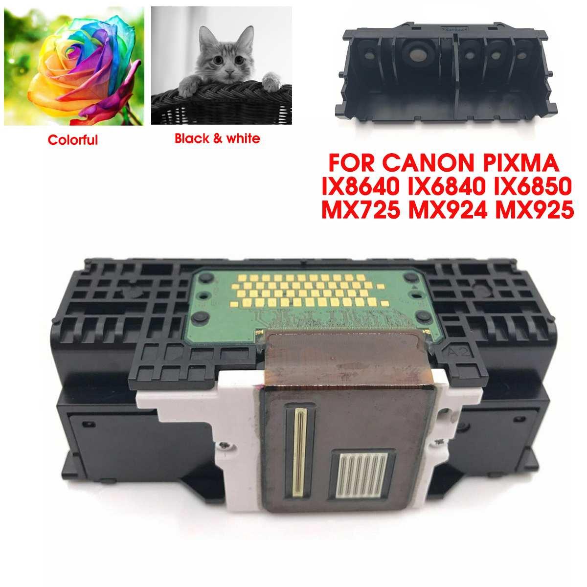 LEORY Printhead QY6-0086-000 Printer Print Head Printer Parts Assembly For Canon Pixma IX8640 IX6840 IX6850 MX725 MX924 MX925