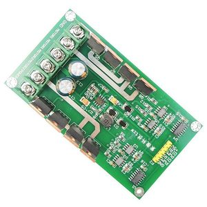 Image 3 - H Bridge DC Dual Motor Driver PWM Module DC 3~36V 15A Peak 30A IRF3205 High Power Control Board for Arduino Robot Smart Car