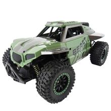 High Quality New 1:14 2.4GHz Independent Suspension Spring Off Road Vehicle RC Crawler Car Toy