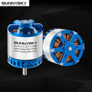 Бесщеточный мотор Sunnysky X2216 III X2216 880KV /1100KV /1250KV/1400KV/1800KV/2400KV Outrunner для радиоуправляемого самолета
