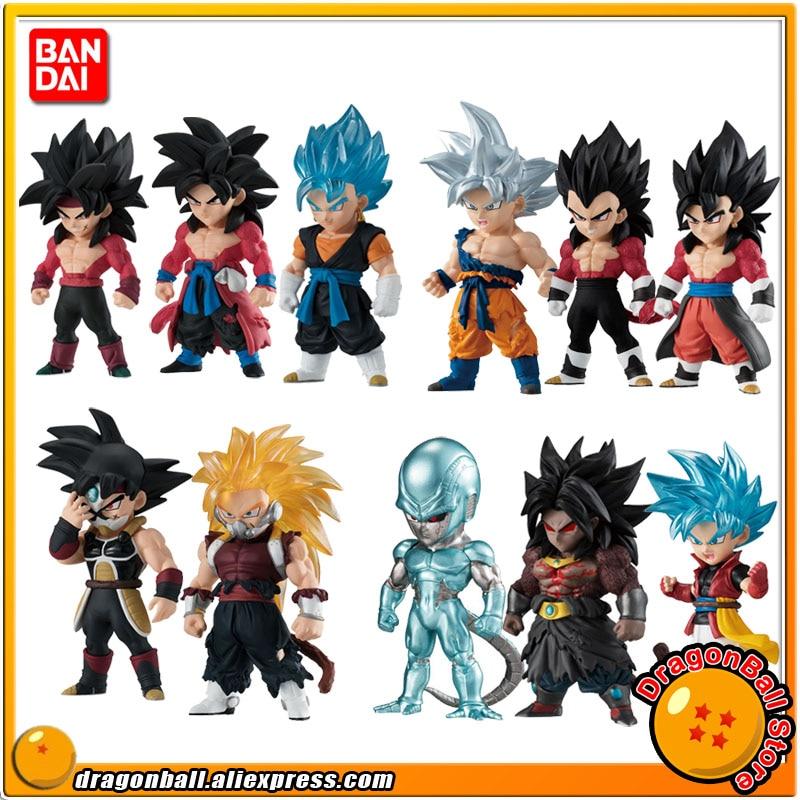 Dragon Ball Z UDM The Best 15 keychain set of 5 Figures 100/% original Japan!