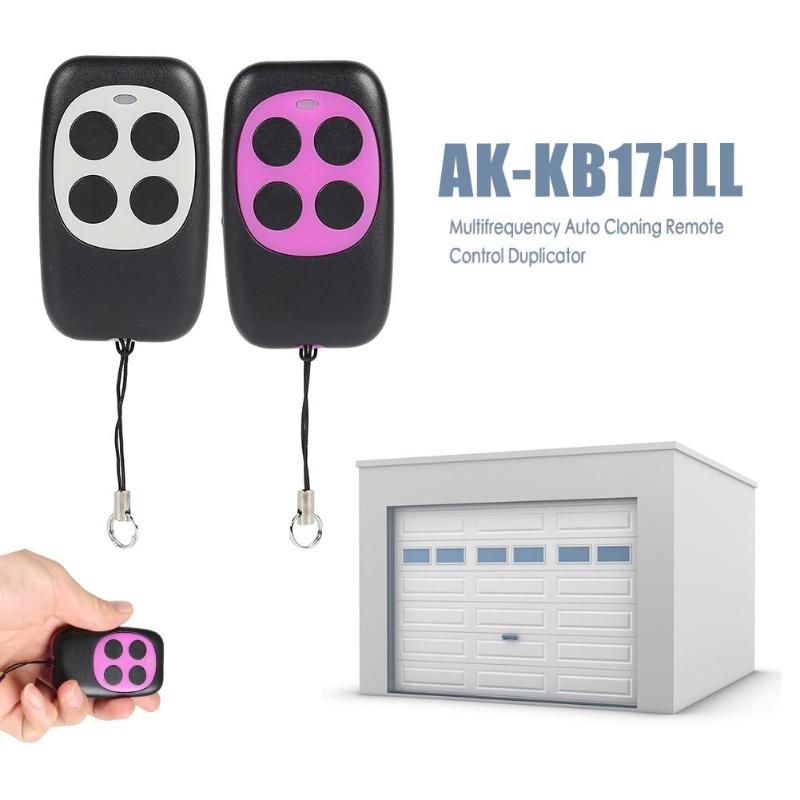 Multifrequency 315/418/433/868MHZ Auto Cloning Remote Control Universal PTX4 Duplicator For Garage Gate Curtain Door