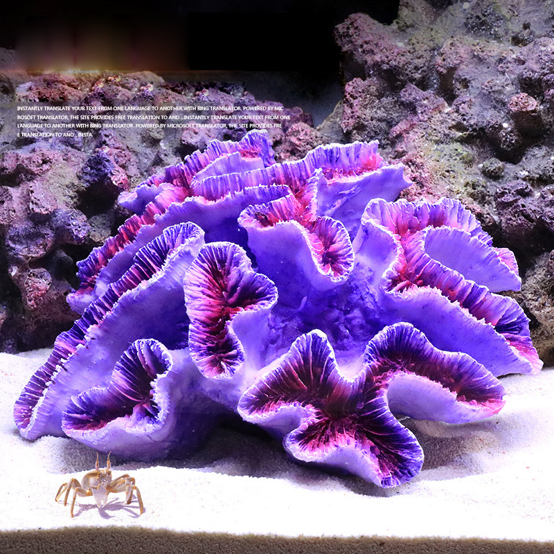 1 шт. Модные 5 видов Мини Искусственные Коралловые украшения для аквариума красочные Ландшафтные украшения для аквариума