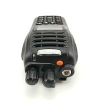 vhf uhf 2pcs Baofeng UVB5 מכשיר הקשר VHF 136-174MHz UHF 400-480MHz משדר UV B5 HF משדר UVB5 Woki טוקי Ham Radio Station (4)
