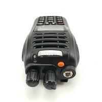 baofeng uv 2pcs Baofeng UVB5 מכשיר הקשר VHF 136-174MHz UHF 400-480MHz משדר UV B5 HF משדר UVB5 Woki טוקי Ham Radio Station (4)