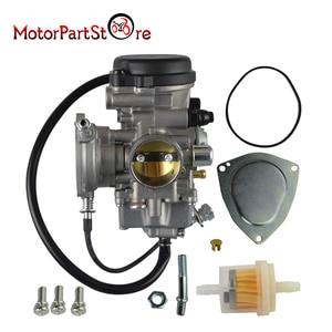 Image 1 - PD33J Carburetor Carb For Yamaha Kodiak Big Bear Bruin Wolverine Grizzly 400 450 350 YFM YFM400 ATV
