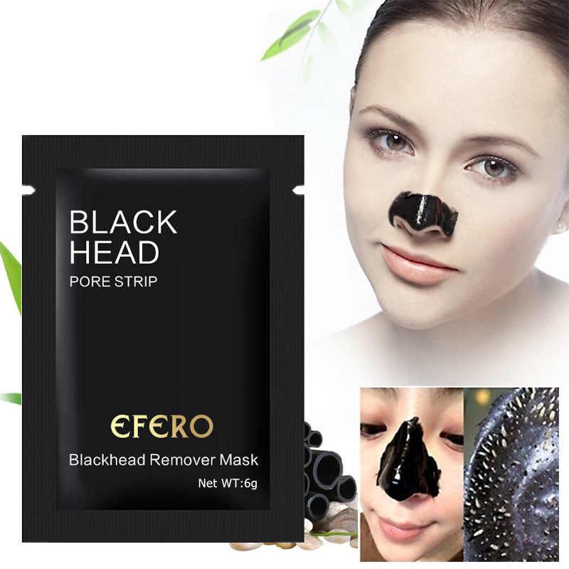 10 Pcs Neus Strips Zwart Masker Meeëter Verwijder Gezichtsmaskers Deep Cleansing Zuiverende Peel Off Black Nud Facail Gezicht Maskers