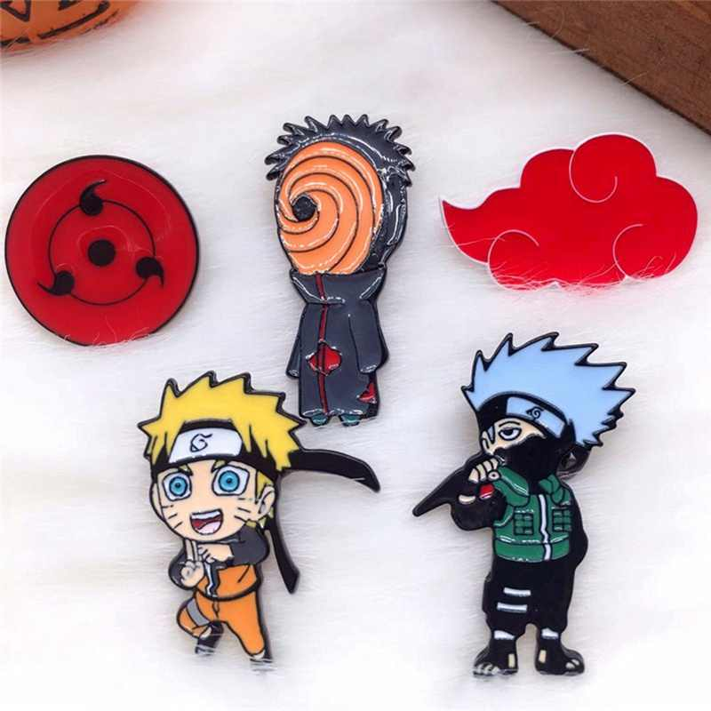 Mode Animetokyo Ghoul Broche Borst Pin Badge Gift Kleding Zak Hoed Decoratie