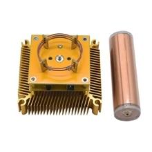 Tesla Coil Arc Plasma Loudspeaker Wireless Transmission Experiment Desktop T5UA