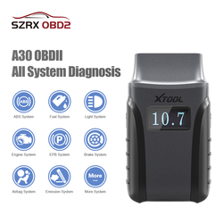 Xtool OBD2 Code Reader Scanner Anyscan A30 All Systems Diagnostic Tool DPF Regeneration EPB Reset For Andriods/IOS Free Update