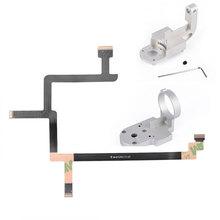 Yaw Arm алюминиевый кронштейн плоский кабель для DJI Phantom 3 Standard P3S SE Дрон камера карданный запасные части