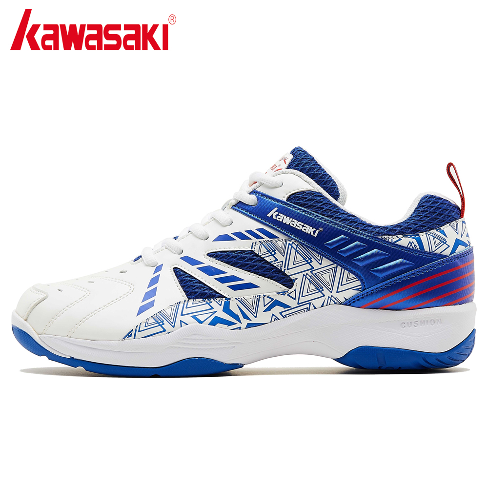 Kawasaki  Professional Badminton Shoes Breathable Anti-Slippery Sport Tennis Shoes For Men Women Zapatillas Sneaker K-080