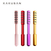 24 Germanium Beauty Bar Roller Rod 30 Germanium Massage Stick Japan Beauty Roller Whole Muscle Knife Pulling Firming(China)
