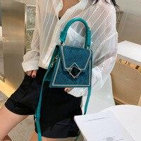 Suede PU Leather Handbag