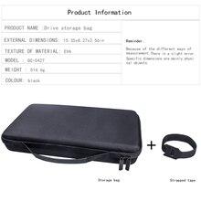 Harte Fall für Akai Professionelle Feuer oder MPK Mini MKII oder MPK Mini Spielen Tastatur-Lagerung Reise Durchführung Schutzhülle tasche