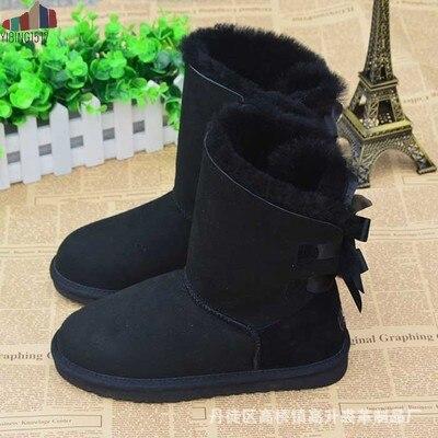 Femmes genou haute bottes de neige hiver talons hauts cales garder au chaud dames chaussures croix liée plate-forme longues bottes grande taille Botas Mujer