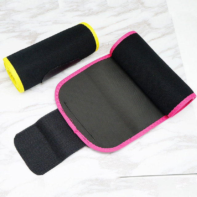 Body Shaper Corset Cincher Wrap Fitness Waist Trainer Sweat Trimmer Waist Belt Power Thermo Workout Shapewear Slimming 4
