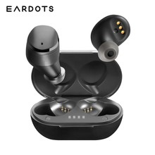 Eardots v98 tws fones de ouvido sem fio bluetooth 5.0 hd estéreo com cancelamento ruído jogo pk gt1 i9000