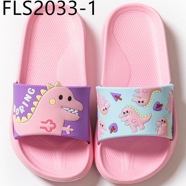 children's slip on slippers