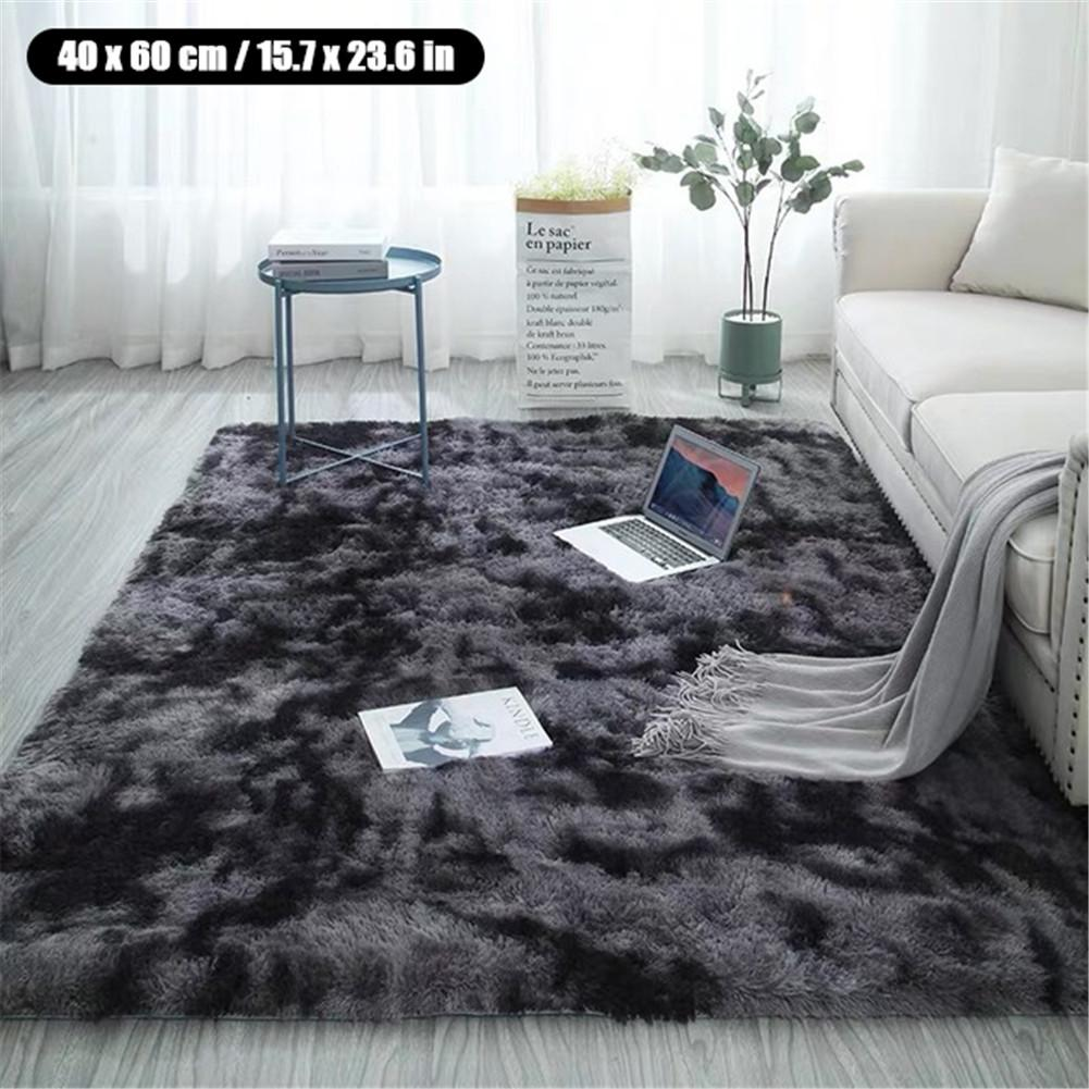 Warm Plush Gy Carpet Floor Rugs For
