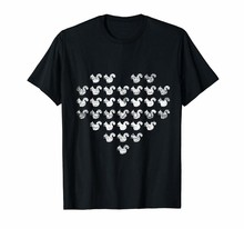 Clothing Squirrel T Shirt Valentines Day Love Heart Animal Shirts 1128(China)