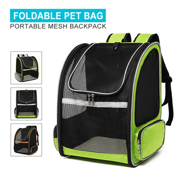 outdoor-travel-pet-backpack-portable-foldab-breathable-all-sides-mesh-dogs-carrier-bag-decompressio-shock-resistant-pet-supplies