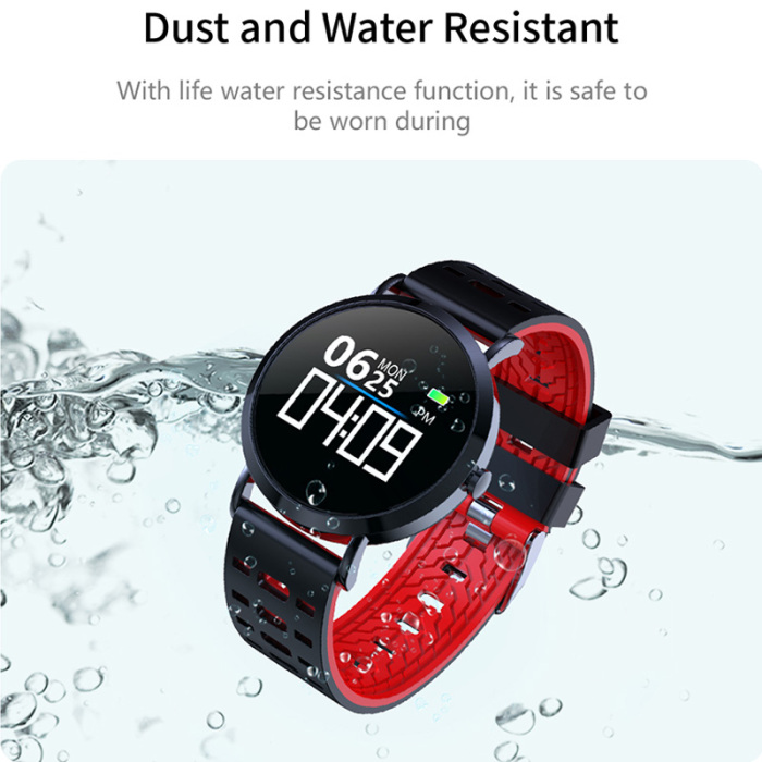 Freqüência cardíaca esportes pulseira relógio de atividade