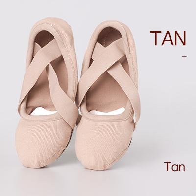 Ballet Shoes Kids Dancing Slippers Girls Elastic Soft Ballet Dance Shoes Ballet Slippers High Stretch Women Dance Slippers