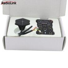 Radiolink Pixhawk PIX APM Controllore di Volo con M8N GPS Buzzer 4G SD Card Modulo di Telemetria Per RC Drone