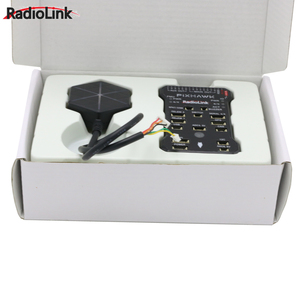 Image 1 - Radiolink Pixhawk PIX APM Flight Controller with M8N GPS Buzzer 4G SD Card Telemetry Module For RC Drone