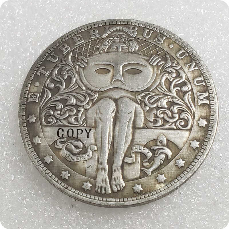 Hobo Coin Morgan Dollar Munt Copy Munten