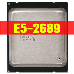 Image 4 - Atermiter X79 X79G האם LGA2011 מיני ATX שילובי E5 2689 מעבד 4pcs x 8GB = 32GB DDR3 זיכרון RAM 1600Mhz PC3 12800R