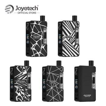 цена на New Arrival Original Joyetech Exceed Grip Plus Pod System Kit 80W with EZ Coils Electronic Cigarette Pod Kit
