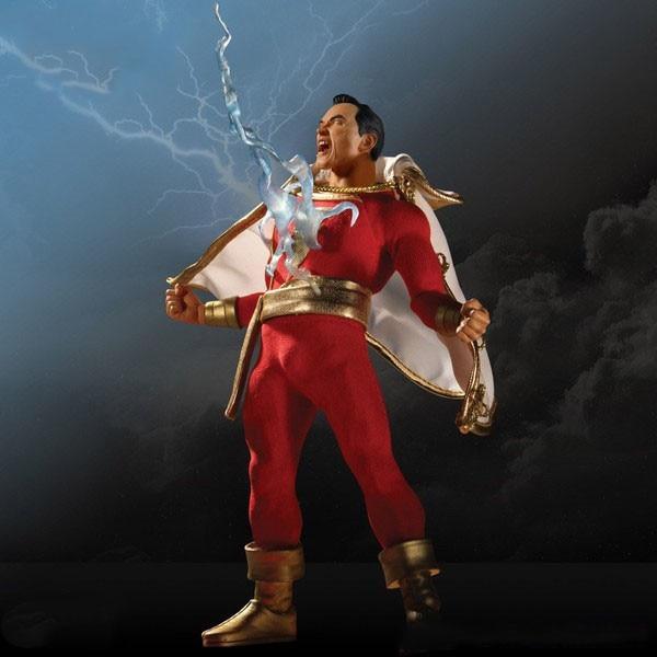 Same As Mezco One:12 Collective Shazam Billy Batson Super Hero 6.5